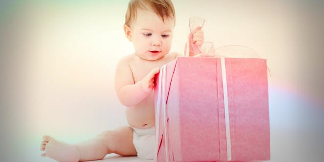 что можно дарить годовалому ребенку на день рождения