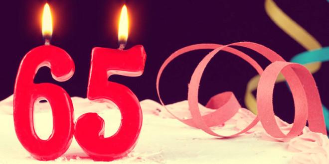 подарок к 65 летию мужчине