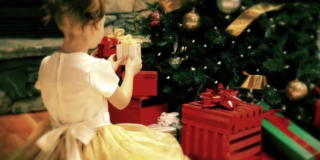 почему дарят подарки на рождество