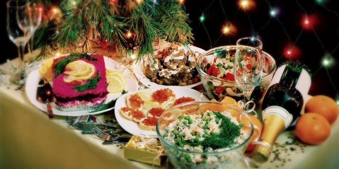 праздничные салаты на новый год 2016