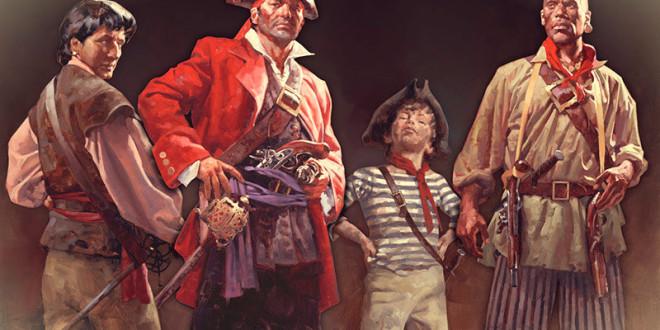 пиратский новый год сценарий 2016