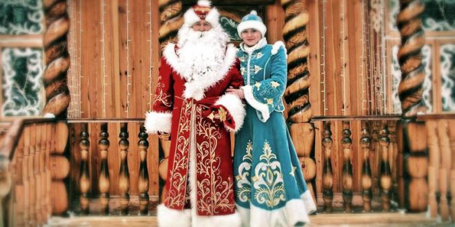 новый год в беловежской пуще 2016 с детьми