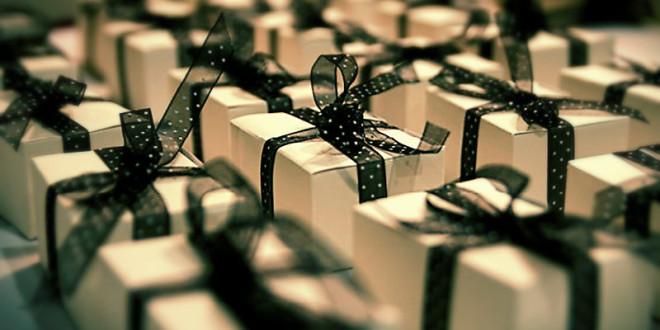 идеи подарков гостям на день рождения