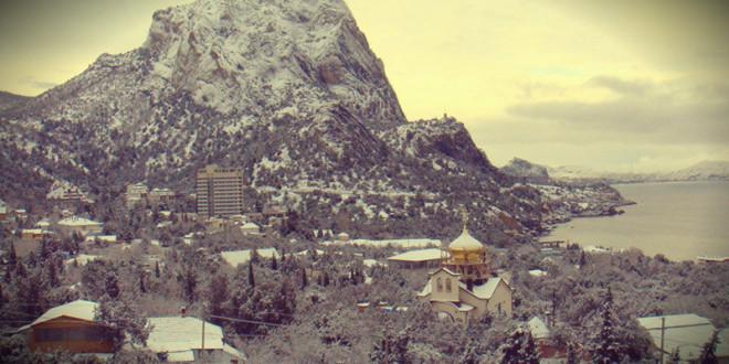 отдых в крыму зимой в горах 2016