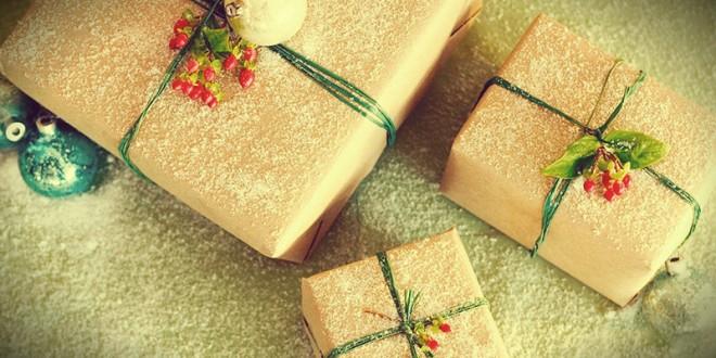 упаковка для новогодних подарков 2016 своими руками