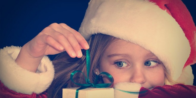 как выбрать подарок на новый год ребенку