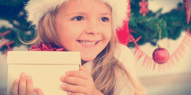 что подарить детишкам на новый год