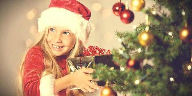 подарок для девочки на новый год 2016
