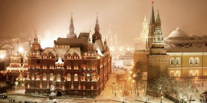 поездка в москву на новый год 2016