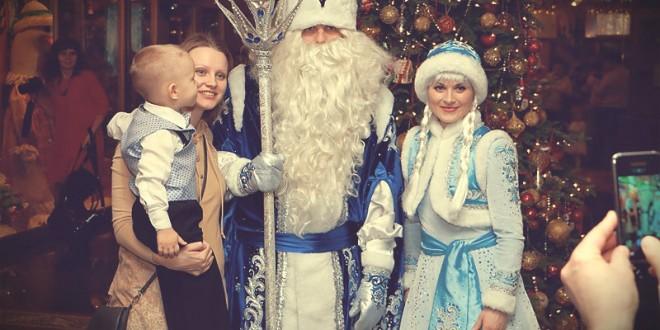 где провести новый год 2016 с детьми в москве