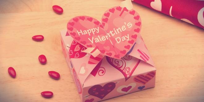 как сделать подарок любимому своими руками на день святого валентина