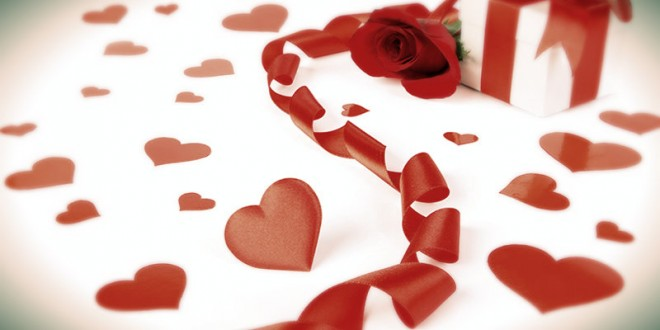 как украсить подарок парню на 14 февраля