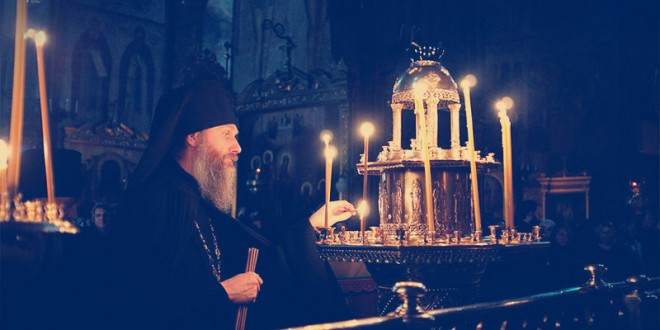 великий пост по монастырскому уставу 2016