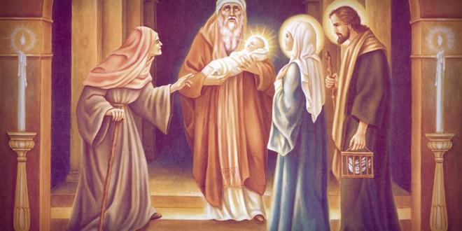 Стихотворения о празднике Сретения Господня