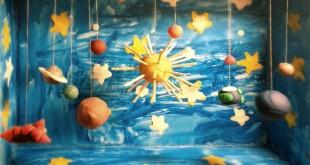 поделки на день космонавтики в детском саду