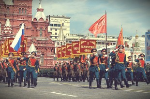 как попасть на парад на красной площади 9 мая
