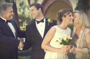 поздравления на свадьбу от родителей своими словами