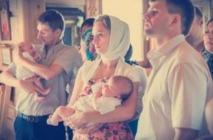 сколько раз можно быть крестным