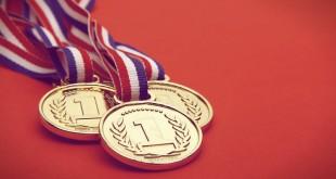 поздравление с победой в соревнованиях
