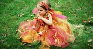 костюм на праздник осени для девочки