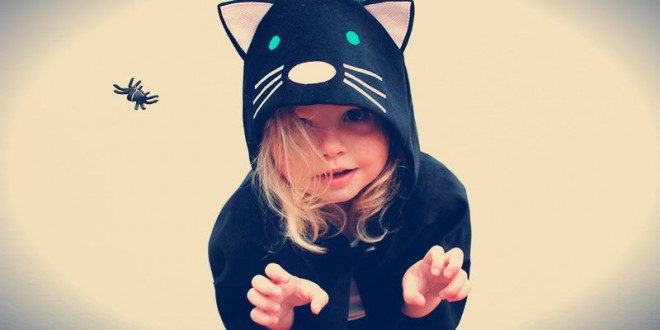 костюм кошки для девочки