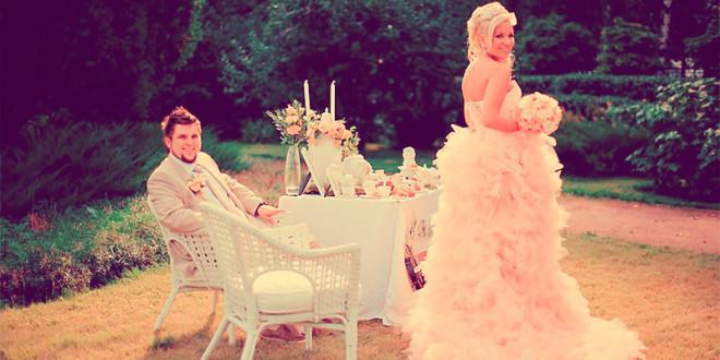 что нужно дарить на розовую свадьбу