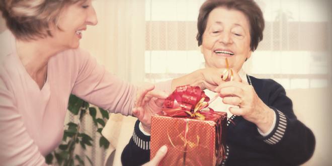 подарок на 75 лет маме
