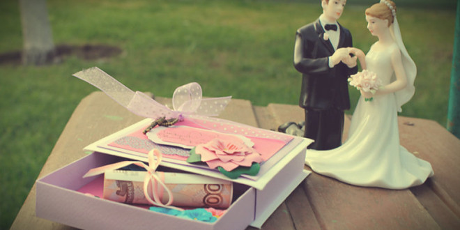 что принято дарить сватам на свадьбу