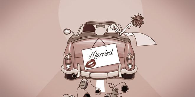 идеи шуточных подарков на свадьбу