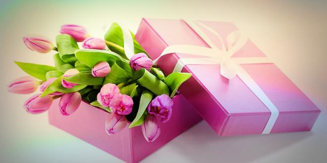 какие цветы можно подарить девушке