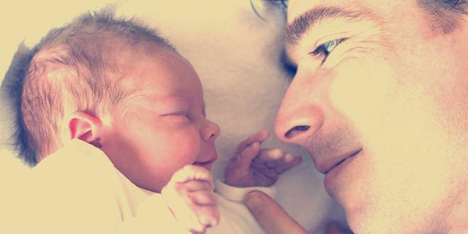 что дарят отцу на рождение сына