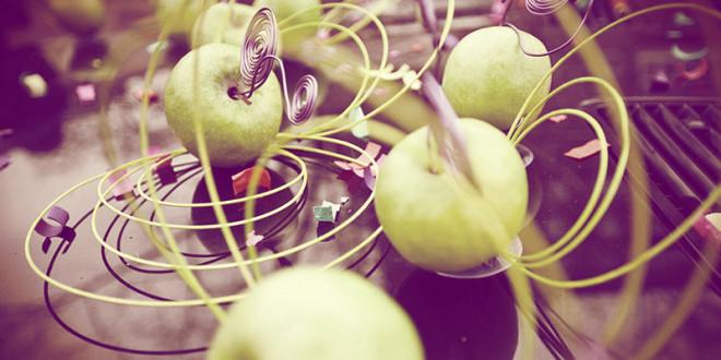 подарок на яблочную свадьбу