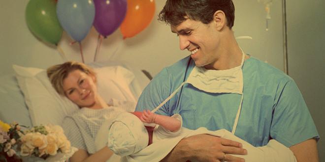 что дарят отцу на рождение ребенка