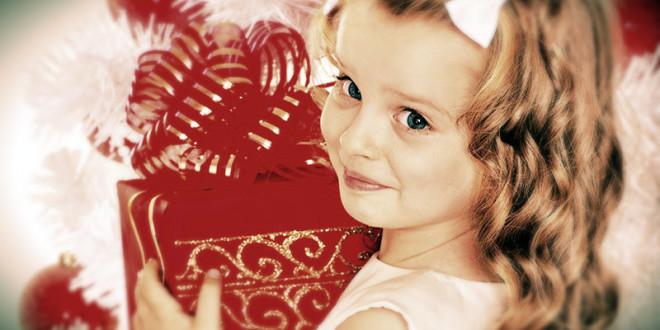 подарки детям на новый год 2016