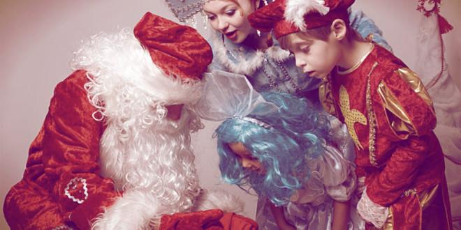 сценарий на новый год 2016 дед мороз и снегурочка