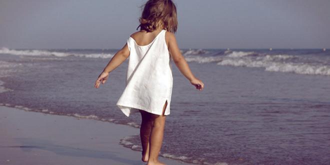 отдых с детьми на Каспийском море в Дагестане