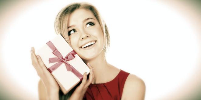какой подарок я бы хотела получить