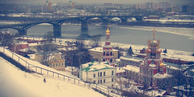 где встретить новый год 2016 в нижнем новгороде