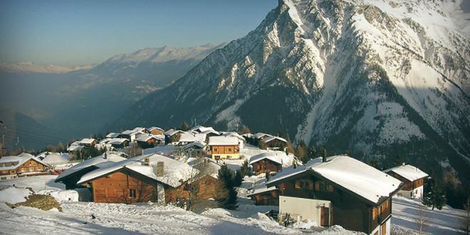 Зимний отдых в Швейцарии в 2016 году