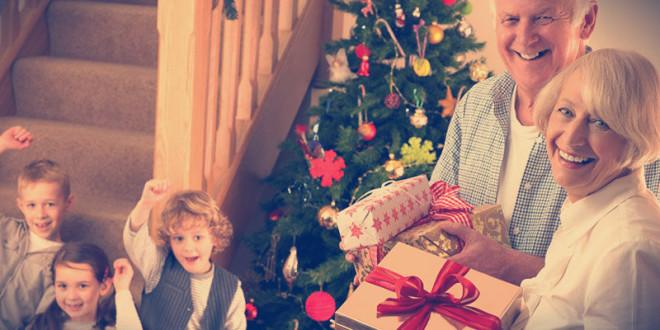 что подарить родителям мужа на новый год 2016