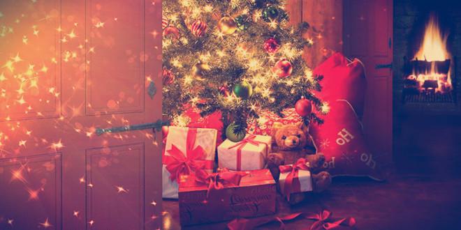 где родители прячут подарки на новый год