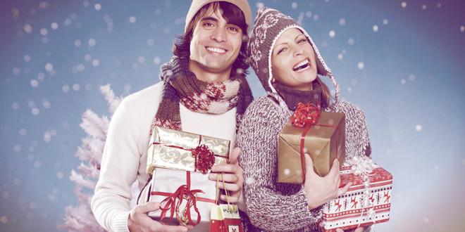 что подарить молодой паре на новый год 2016