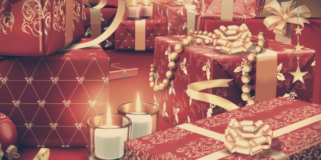 как красиво упаковать детский подарок на новый год