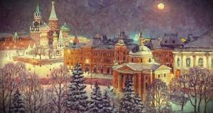 достопримечательности москвы на новый год 2016