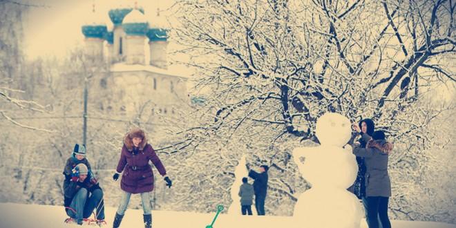 мероприятия в парках на новый год 2016 в москве
