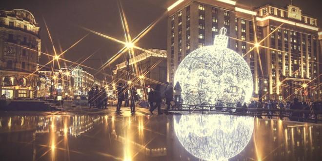 где и как отметить новый 2016 год в москве