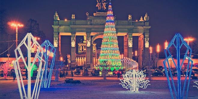 как интересно и весело провести новый 2016 год в москве