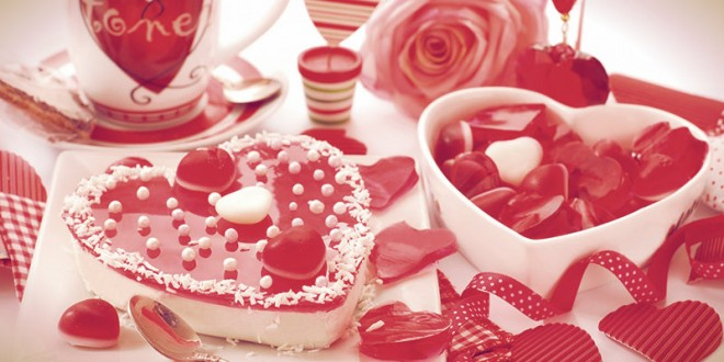 сладкие подарки к 14 февраля своими руками