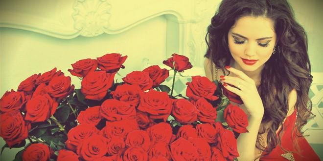 какие цветы лучше подарить девушке на день святого валентина