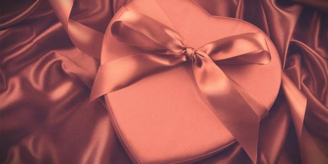 как украсить подарок ко дню святого валентина своими руками